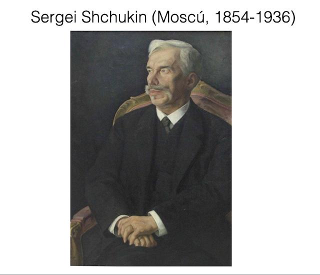 SERGÉI SHCHUKIN