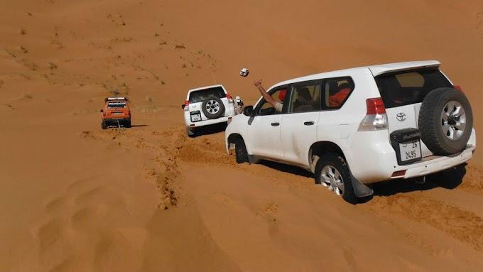 El oro del Sahara y el expolio de Marruecos