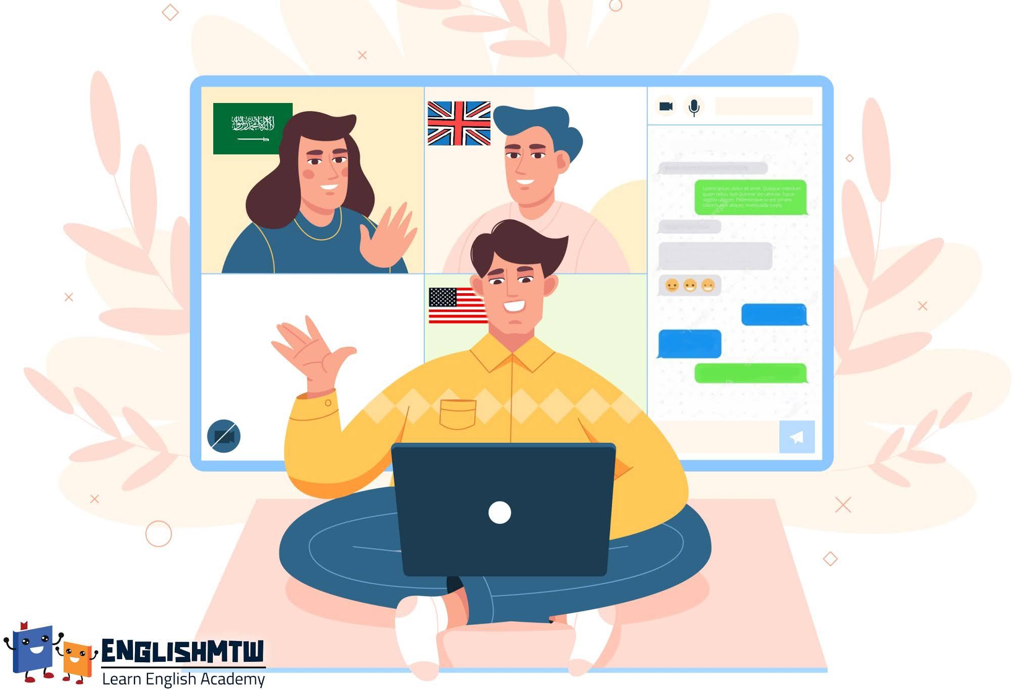 11 من أهم الموارد لتعلم المحادثة اليومية باللغة الإنجليزية