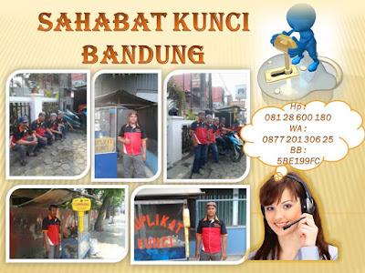 Tukang duplikat Kunci gembok di Bandung