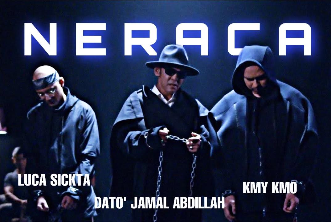 Lirik Lagu : Neraca - Kmy Kmo, Luca Sickta Ft Dato' Jamal Abdillah