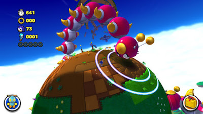 Sonic Lost World PC Game Free Download