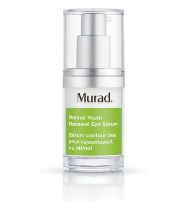 Murad® Retinol Youth Renewal Eye Serum Menghalang Penuaan Menjadikan Anda Kembali Remaja, serum muka, serum bagus, serum berkesan, serum cantik, serum awet muda, produk murad