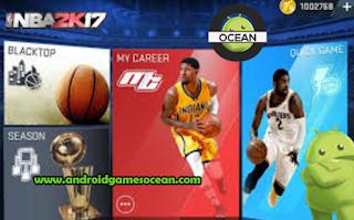 Nba 2k17 v.0.27 Mod+Apk+Data Download - AndroidGamesOcean free download