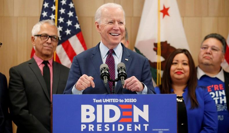 Joe Biden warns that Trump will try to delay the November election