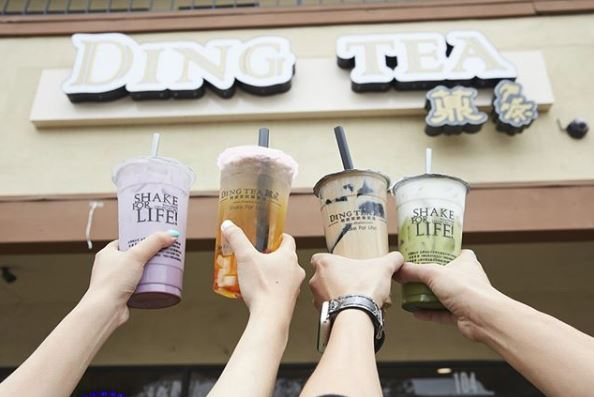 June 16 - 17 |  Ding Tea in Hacienda Heights Offers Free Drinks for Grand Opening