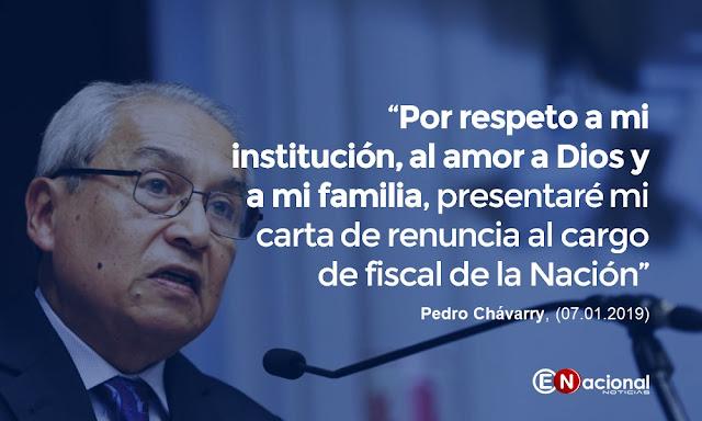 Pedro Chávarry.