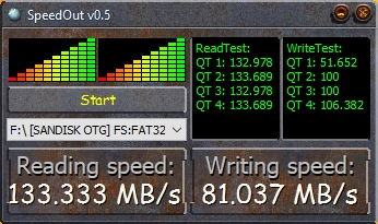 sandisk ultra dual usb drive 3.0 benchmark