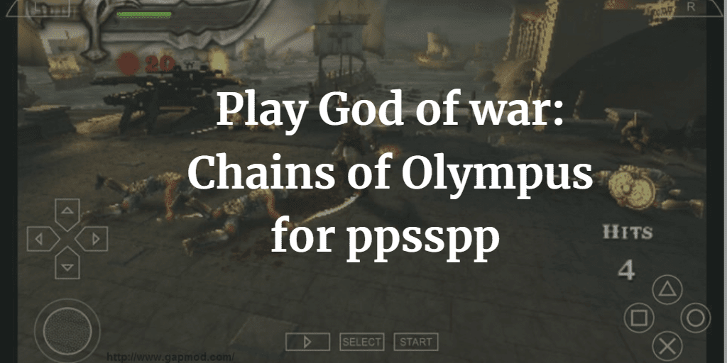 download game ppsspp god of war chains of olympus for pc