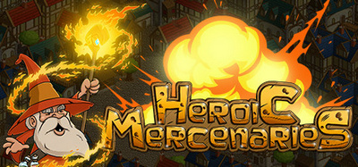 Heroic Mercenaries-PLAZA