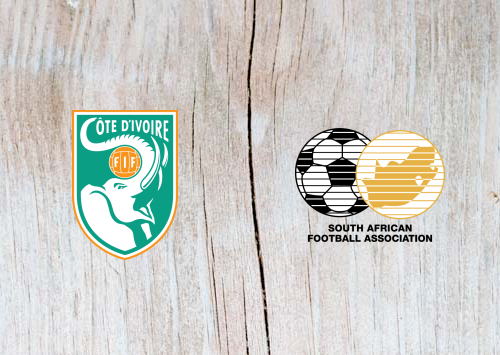 Côte d'Ivoire vs South Africa - Highlights 24 June 2019