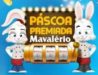 Cadastrar Promoção Mavalério Páscoa 2019 Premiada - 150 Mil Reais Prêmios
