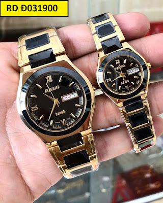 đồng hồ cặp đôi Rado RD D031900