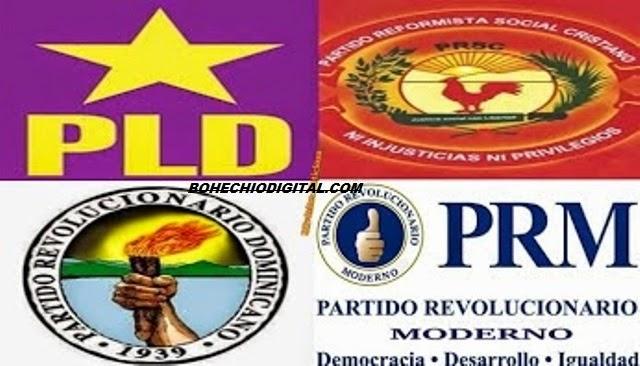En San Juan:  Líos en los partidos políticos y no es de ropas