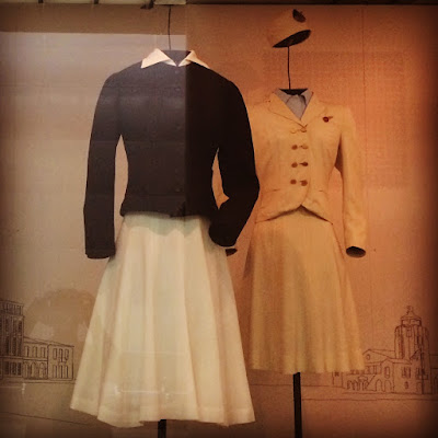 1940s Air Hostess Uniforms with Gail Carriger