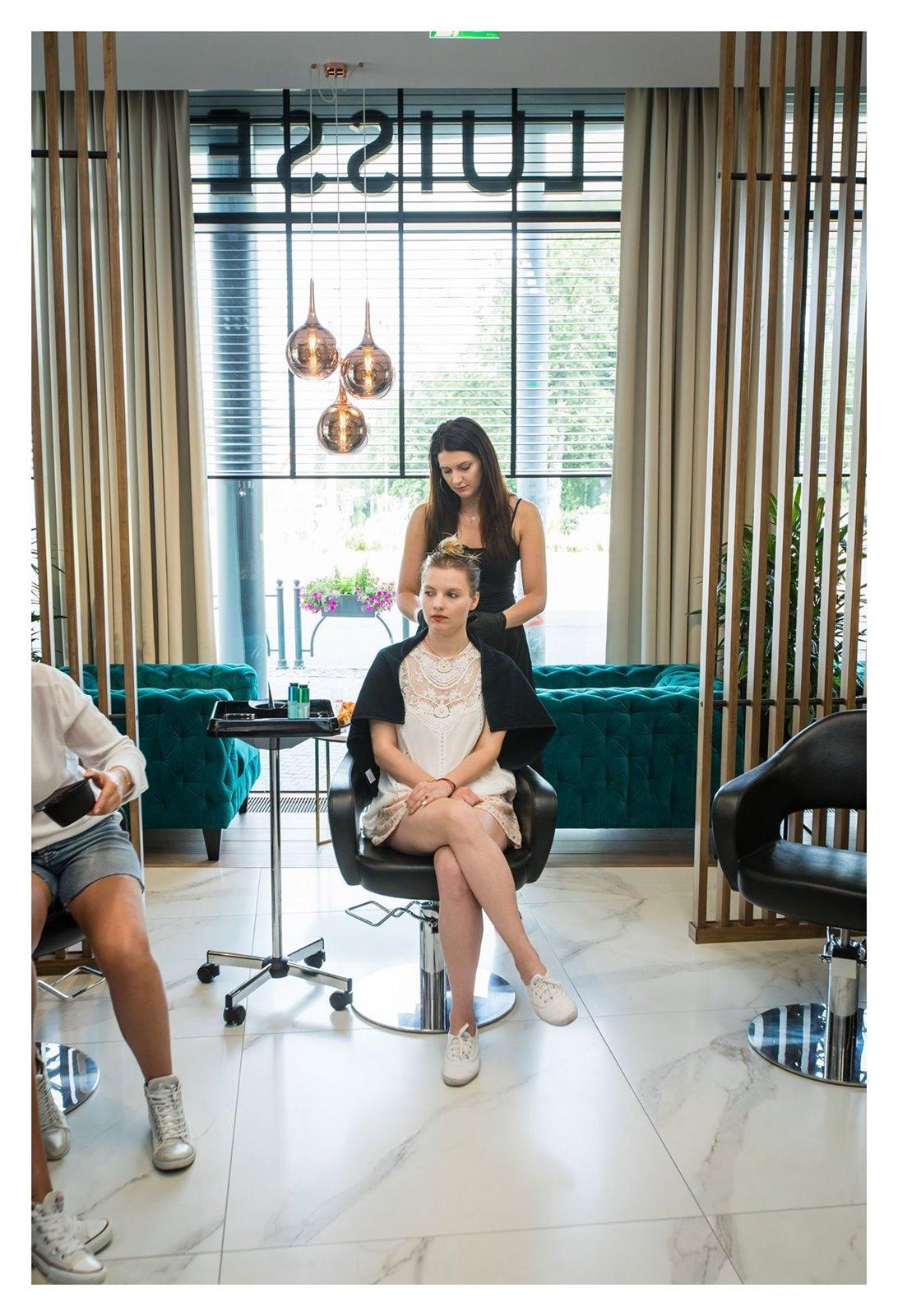 14 salon fryzjerski luisse łódź najlepszy fryzjer w łodzi gdzie pofarbować włosy w łodzi schwarzkopf opinia pielęgnacja bc fibre clinix booster na czym polega ile kosztuje cena
