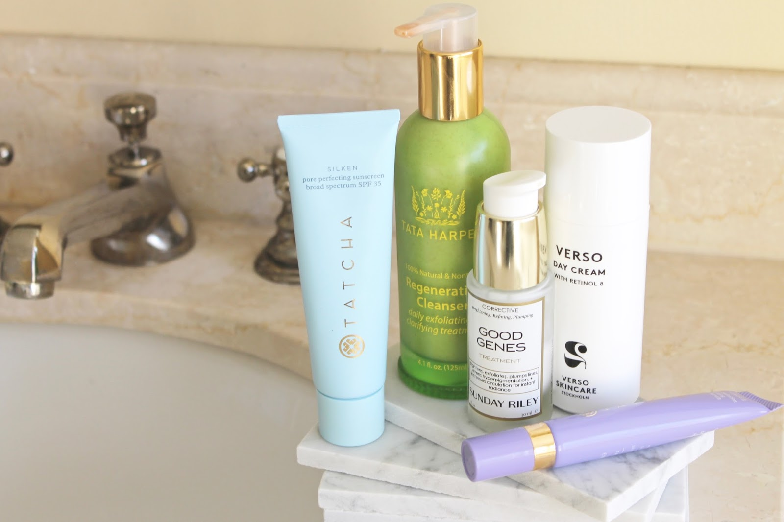 MY CURRENT SKINCARE ROUTINE: MORNING EDITION