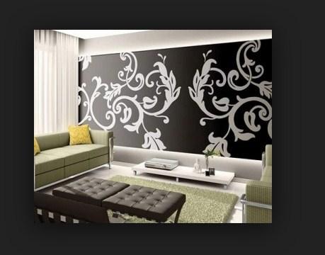 Wallpaper Dinding, Kenapa Tidak?