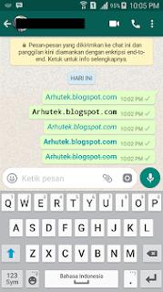 6 Trik WhatsApp Keren Dan Berguna