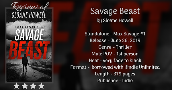 SAVAGE BEAST by Sloane Howell