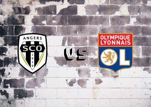 Angers vs Olympique Lyon  Resumen