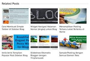 Related post responsive Gambar thumbnail