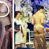 Video Viral Gaun Pernikahan wanita Ini Transparan Dan P4merkan Aur4tnya,,J angan Komen Sebelum Dibaca