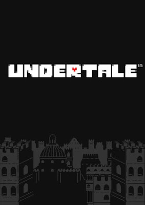 Cover do game Undertale PC