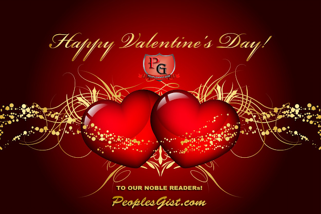 Happy Valentine's Day! from PeoplesGist
