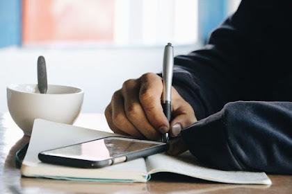 Hal Yang Menyebabkan Sulit Menulis