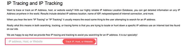 Cara Melacak FB Orang Melalui Alamat IP Menggunakan CMD