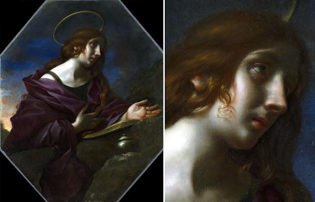 """Carlo Dolci """"Madalena Penitente"""" (1670)"""