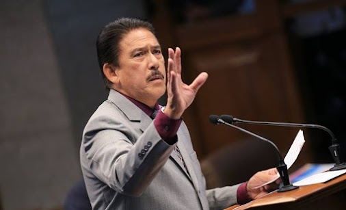 The 29th Senate President & the 2nd one in the 17th Congress: Tito Sotto.  #TitoSotto  #Senate  #Philippines...