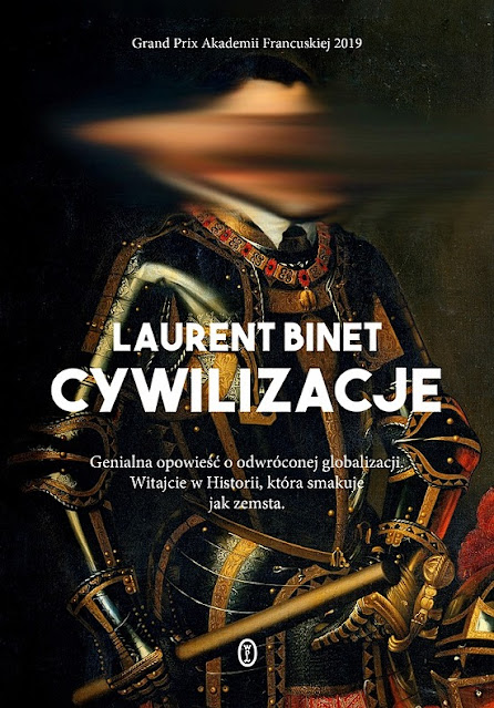 Cywilizacje - Laurent Binet