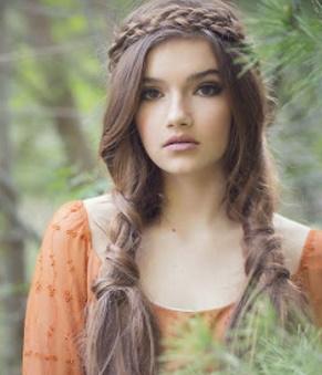 aqu las mejores imgenes de juveniles peinados de moda con trenzas como fuente de inspiracin