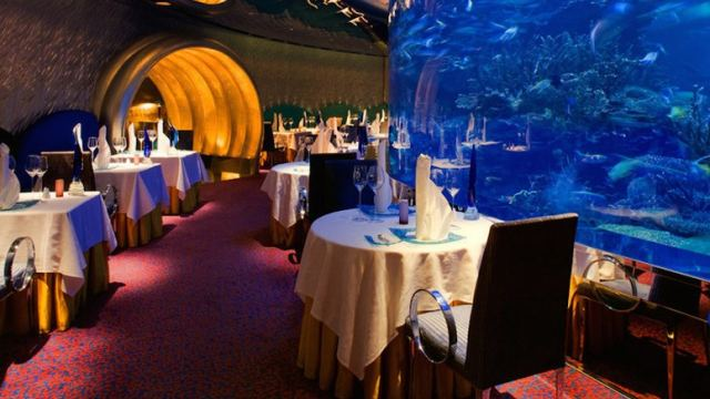 The world first underwater hotel and other sunken attractions