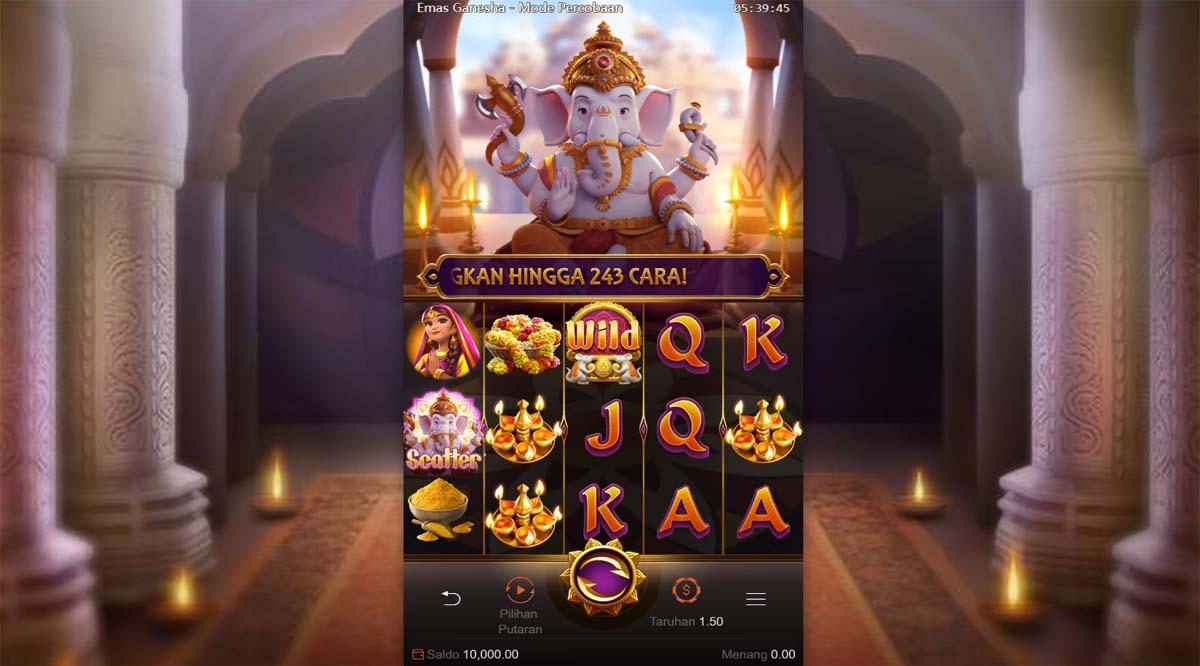 Ganesha Gold - Demo Slot Online PGsoft Indonesia