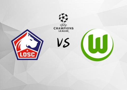 Lille vs Wolfsburgo  Resumen