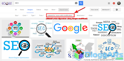 Hasil Pencarian Gambar Bebas Hak Cipta di Google