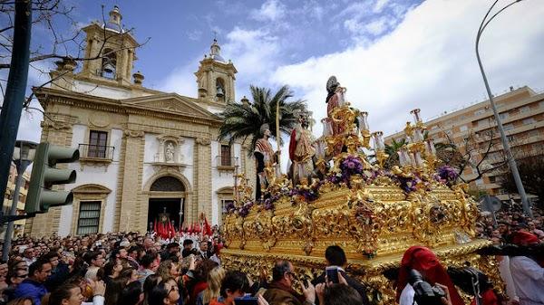 Borriquita de Cádiz renueva a las bandas que acompañarán al Amparo el Domingo de Ramos de 2021