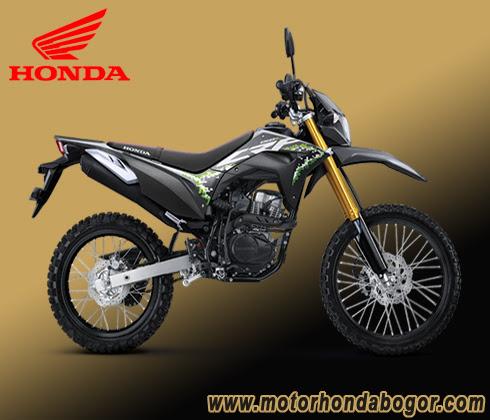 Brosur Kredit Motor Honda CRF 150 Bogor