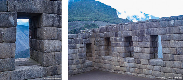 Templo das Três Janelas, Machu Picchu
