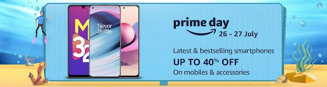 Amazon Prime Day 2021 Smartphone Deals