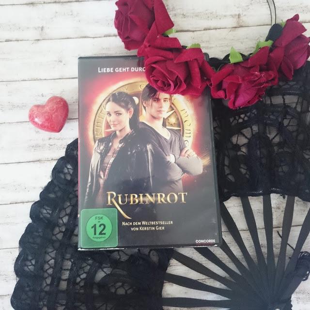 [Film Friday] Rubinrot - Liebe geht durch alle Zeiten! Edelstein-Trilogie Teil 1