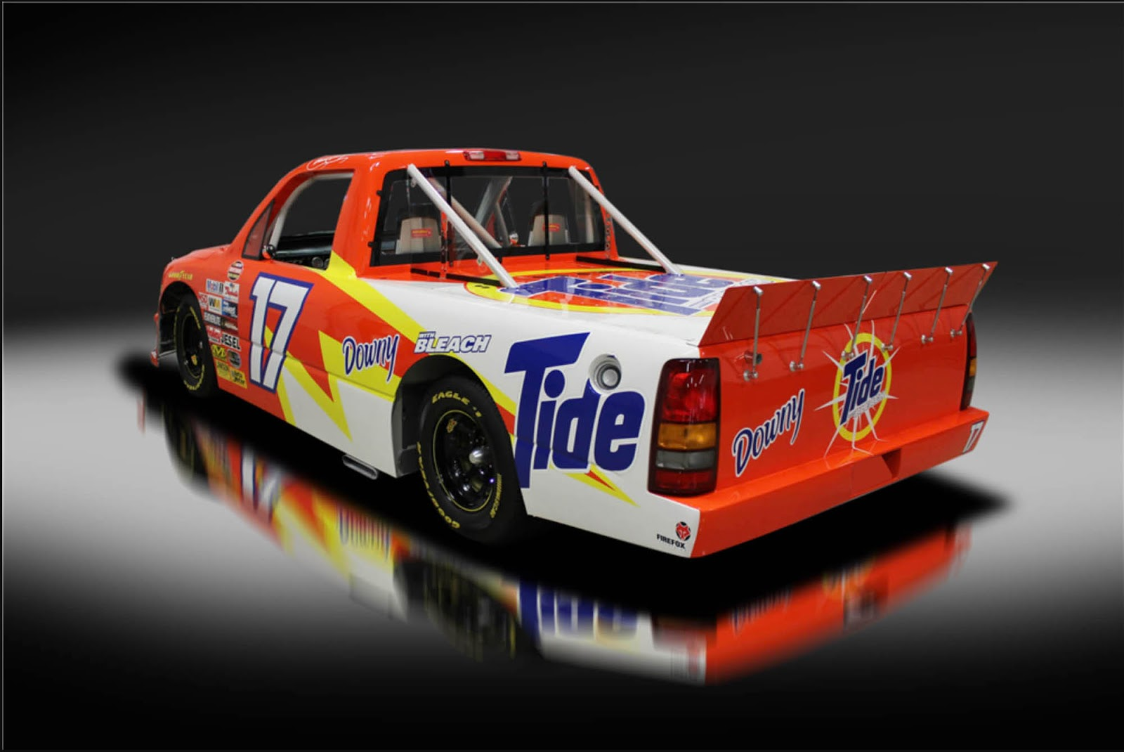 Buy This Nascar Racing Truck Drive It On Public Streets