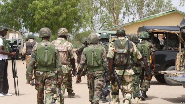 Report: 356 soldiers fighting Boko Haram resign citing loss of interest