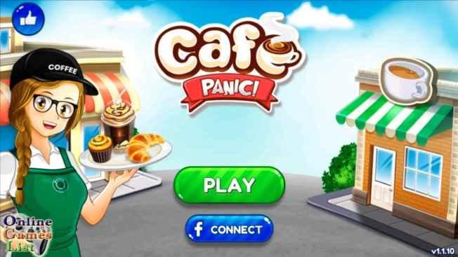 Cafe Panic Cooking Restaurant v1.15.1a Hileli Apk Mod indir