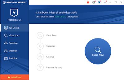 Rutin Scan Dengan Antivirus Terupdate