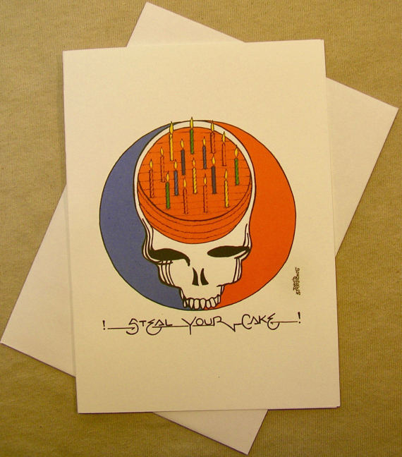 Arrowhead vintage grateful dead greeting cards browse all of the cards here m4hsunfo