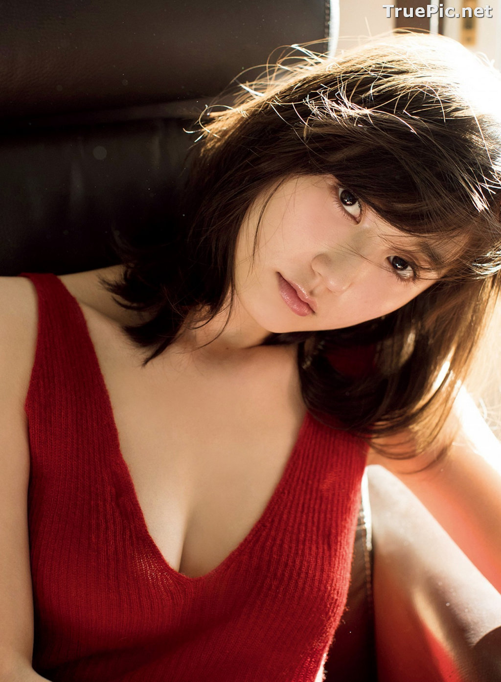 Image Japanese Model and Actress - Yuuna Suzuki - Sexy Picture Collection 2020 - TruePic.net - Picture-10